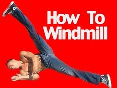 ▶ How to windmill tutorial- learn how to breakdance and do power moves - YouTube