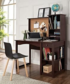 Look at this Dartmouth Desk on #zulily today!