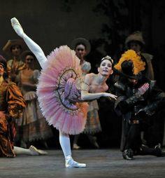 Aurora - Tamara Rojo English National Ballet's 'Sleeping Beauty'