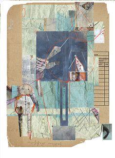 wegren - sketchbook page 4 easle