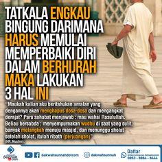 Hijrah Doa Islam, Islam Muslim, Islam Quran, Self Reminder, Daily Reminder, Muslim Quotes, Islamic Quotes, Words Quotes, Life Quotes