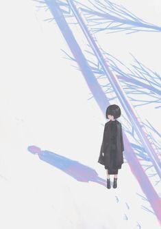 "arcatone:  ""うしろむきな冬  """