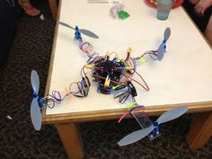 Picture of Scratch build your own quad-copter! (Instructables.com)