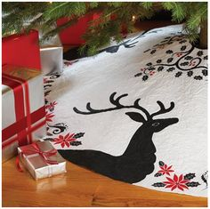 Amazon.com: christmas tree skirt pattern