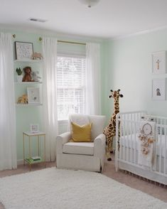 Its texture is oh-so-welcoming underfoot, perfect for any room in your home that could use a touch of texture. Light Green Nursery, Green Nursery Girl, Mint Nursery, Nursery Decor Boy, Nursery Ideas, Room Ideas, Baby Room Lighting, Nursery Paintings, Baby Boy Rooms