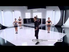 ▶ Bob Harper - Legs workout (12 minutes) - YouTube 14 mins
