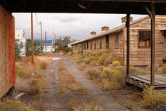wwii barracks in wendover, Utah This was the US air base that dropped the bomb on Japan