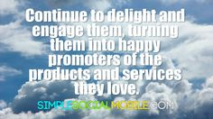 Delighting your customer can't be stressed enough. But if you created your customer persona, your ideal customer, then you know how to deliver them the level of service that will delight. Customer Persona, Social Media Marketing, Create Yourself, Infographic, Stress, Infographics, Info Graphics, Information Design
