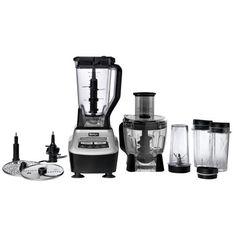 Ninja® Mega Kitchen System® with Slicing/Shredding- Costco