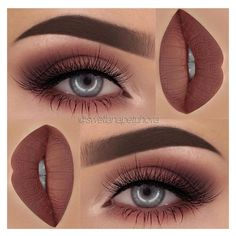 Instagram post by Fashion Climaxx • Nov 22, 2016 at 10:38pm UTC ❤ liked on Polyvore featuring beauty products, makeup, eyes and lip