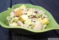 Tropical Chicken Salad from Cavegirl Cuisine