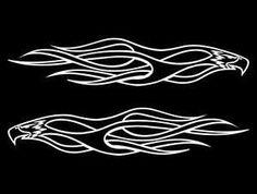 Vinyl Pinstripe Pinstriping Decal Sticker Graphic 3BC | eBay