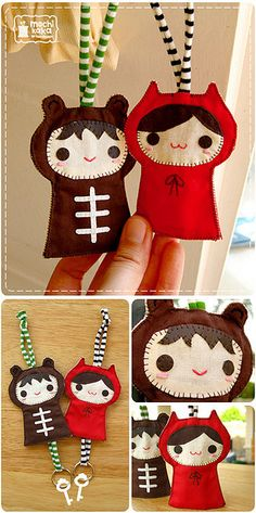 Our key covers by mochikaka, via Flickr