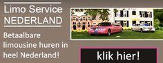 Promobloc aangepast voor Limo Service Nederland. U kunt een limousine huren voor kinderfeestjes, gala's, vrijgezellenfeesten, trouw en rouw vervoer airport service maar natuurlijk ook als reclame object!  De Limousine is geschikt voor 8 personen (exclusief chauffeur.) en voorzien van de volgende luxe: Bar (uiteraard gevuld) Airco Koelkast Radio/CD met MP3 Hemel verlichting Vol lederen interieur Privacyglas http://koopplein.nl/middendrenthe/gebruikers/500296/limo-service-nederland