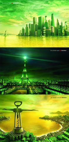Heineken - Manhattan, Paris, Rio - Heineken - Corporate Storytelling - Powered by DataID Nederland