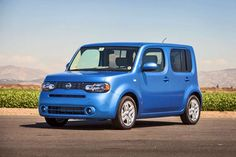 NISSAN CUBE 2015 (END OF PRODUCTION)