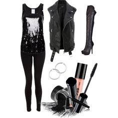 Lost Girl Fashion - Bo 1 by ladysprinkles on Polyvore