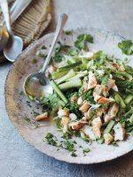 Burmese Shrimp Salad