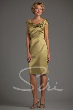 Siri Dresses 5737 Anne Bancroft Dress - Siri Dresses