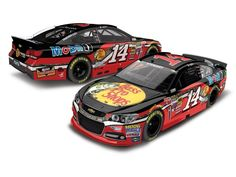 2015 TONY STEWART #14 BASS PRO SHOPS PAINT SCHEME