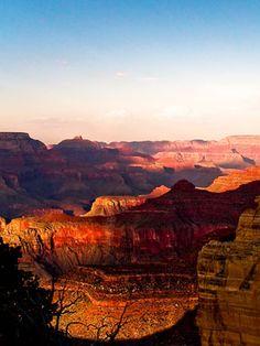 Grand Canyon road trip . . . yup.