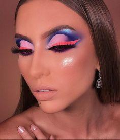 Eye Makeup Art, Fall Makeup, Cute Makeup, Makeup Inspo, Eyeshadow Makeup, Makeup Inspiration, Dark Makeup Looks, Eye Makeup Pictures, Makeup Looks Tutorial