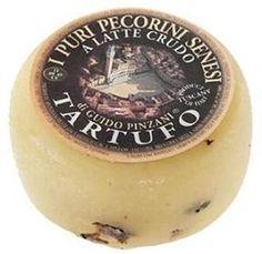 One of the best Italian artisan cheese: Pecorino With Truffles (Approx. 1.20), Gourmet & Artisan Foods :: Cheese & Dairy :: Bullszi.com