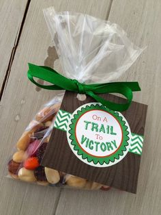 Team Gifts, Football Gift, Baseball Gift, Cheerleading Gifts, Good Luck Gifts- PDF file Instant Download On A Trail To Victory