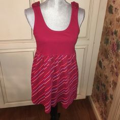 💕 red heart button top💕 Cute top in guc. No stains or tears, only worn a handful of times. 60% cotton, 40% polyester. Measures approximately 15 inches from armpit to armpit and 28 inches from shoulder to hem. Smoke and pet free home. P💋ut Tops Tank Tops