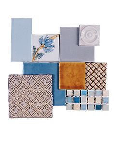 Tile style - examples of decorative tiles
