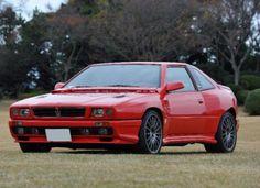 Maserati Shamal V8 1990