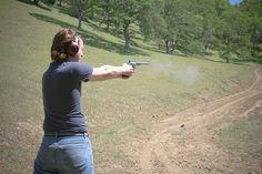 How to Shoot a Handgun in 12 Steps