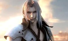 Sephiroth. Final Fantasy VII Crisis Core.
