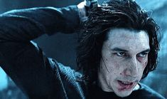 """[Ben and Rey's] bond—refined in the fire of mutual searching, shared grief, rage and hate, but also of compassion and empathy—was the one thing [Palpatine] had not foreseen. The moment Ben felt the. Kylo Rey, Kylo Ren And Rey, Kylo Ren Gif, Kylo Ren Adam Driver, My Bebe, Star Wars Kylo Ren, Star War 3, The Force Is Strong, Love Stars"