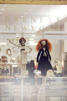 anna wintour + grace coddington