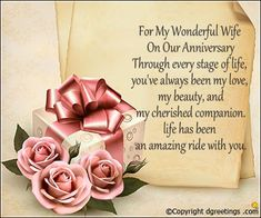 Wedding Anniversary Wishes For Couple Anniversary Message For Husband, Happy Wedding Anniversary Quotes, Happy Anniversary Messages, Anniversary Wishes For Friends, Islam Marriage, Morning Quotes, Check, Notes, Club