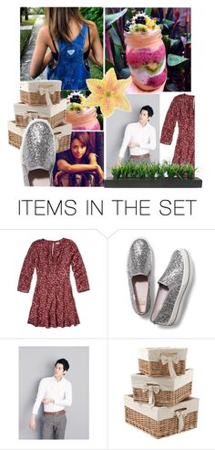 """""""hanging out"""" by myfictionlife ❤ liked on Polyvore featuring art"""