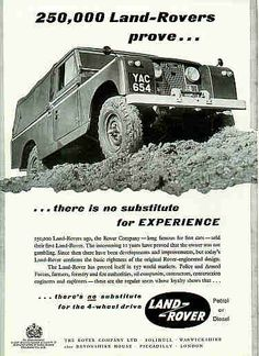 Land Rover FAQ - History, Production, & Sales - Magazine Ads Can SII