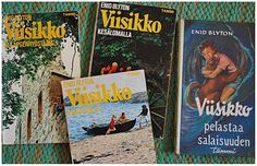 The covers with real photos in Famous Five books were those I wanted to read. Those Were The Days, The Old Days, Childhood Toys, Childhood Memories, Famous Five Books, Good Old Times, 90s Kids, Long Time Ago, Finland