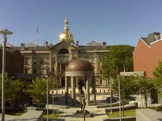 New Jersey State capitol ~Trenton NJ