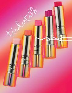Feirinha Chic : MAC Tendertalk - Lip Balm personalizado