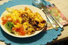 Kirpparikeijun kotona: Hirmuhyvät lihatäytteiset enchiladat