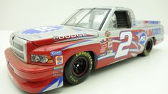 1:24..Action Motorsports Authentics--Dodge ASE Leffer #2