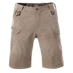 c9eddabd28 al aire libre Ejército táctico pantalones de cintura elástica de los hombres  Casual respirante de secado