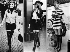 love 'em all but love the middle outfit most (pic from the 60s)