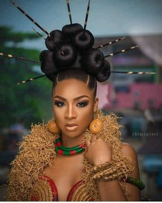 See ehn, if you're looking to add some luxe to your daily look, just head to asap! 🔥They've got a brilliant mix of colourful… Black Wedding Hairstyles, Black Girls Hairstyles, African Hairstyles, Afro Hairstyles, Afro Punk, Hair Afro, Cabello Afro Natural, Curly Hair Styles, Natural Hair Styles