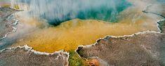 Emerald Pool, Yellowstone National Park, Wyoming