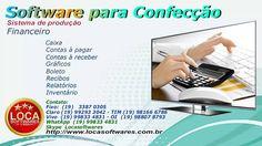 Software para confecção gestão de confecção Sistema Erp, Software