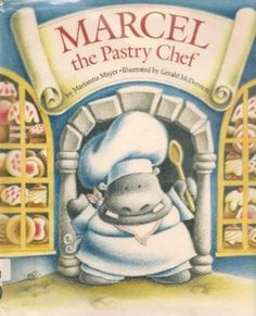 """Marcel the Pastry Chef""   http://www.becomeapastrychef.com/"
