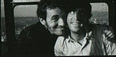 Bruce Springsteen and Little Steven van Zandt